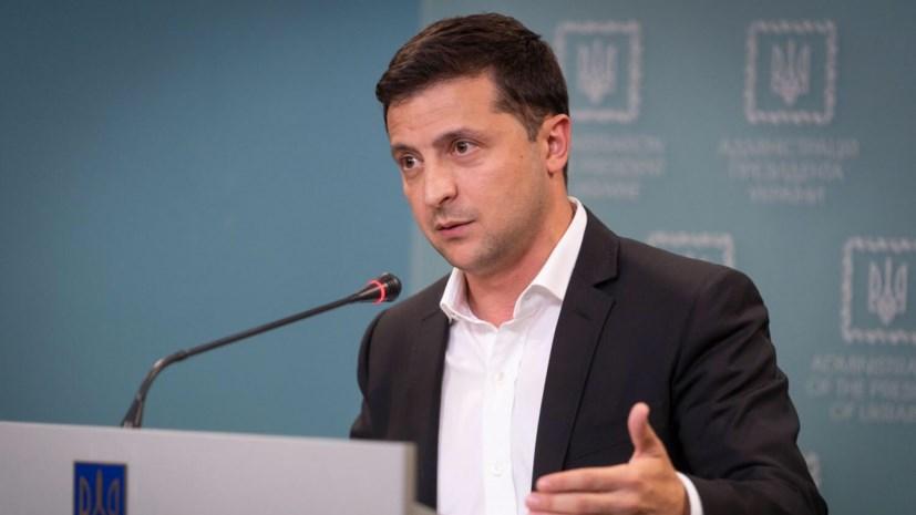 ვლადიმირ ზელენსკი აცხადებს, რომ აღმოსავლეთ უკრაინაში დაგეგმილ არჩევნებში მონაწილეობა უნდა მიიღონ კანდიდატებმა უკრაინის პოლიტიკურ ძალებიდან