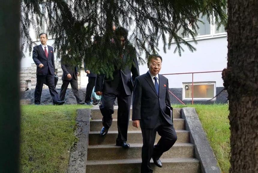 Процесс переговоров между США и Северной Кореей провалился