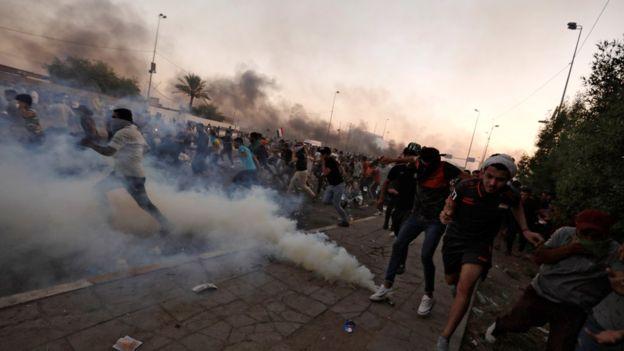 გაერო ერაყში ძალადობის შეწყვეტას ითხოვს
