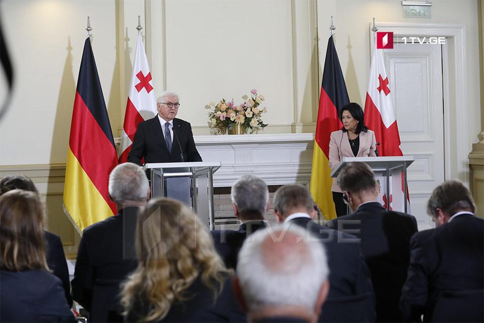 საქართველოსა და გერმანიას შორის კულტურის სფეროში თანამშრომლობაზე მემორანდუმი გაფორმდა