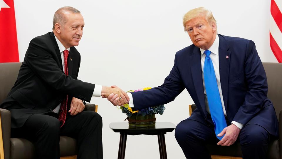 დონალდ ტრამპი - თურქეთის ქმედებები თუ ჩემთვის მისაღები არ იქნება, მათ ეკონომიკას მთლიანად გავანადგურებ