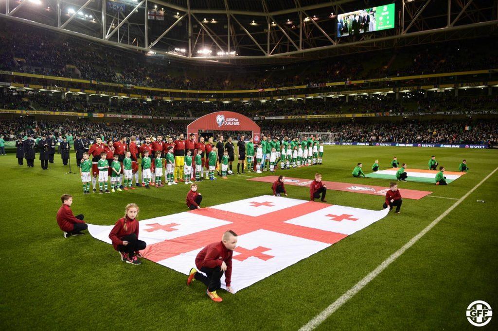 """ირლანდიური გამოცემა - ვაისს სურს, დაასრულოს ის, რასაც ქართველები """"ირლანდიულ წყევლას"""" უწოდებენ"""