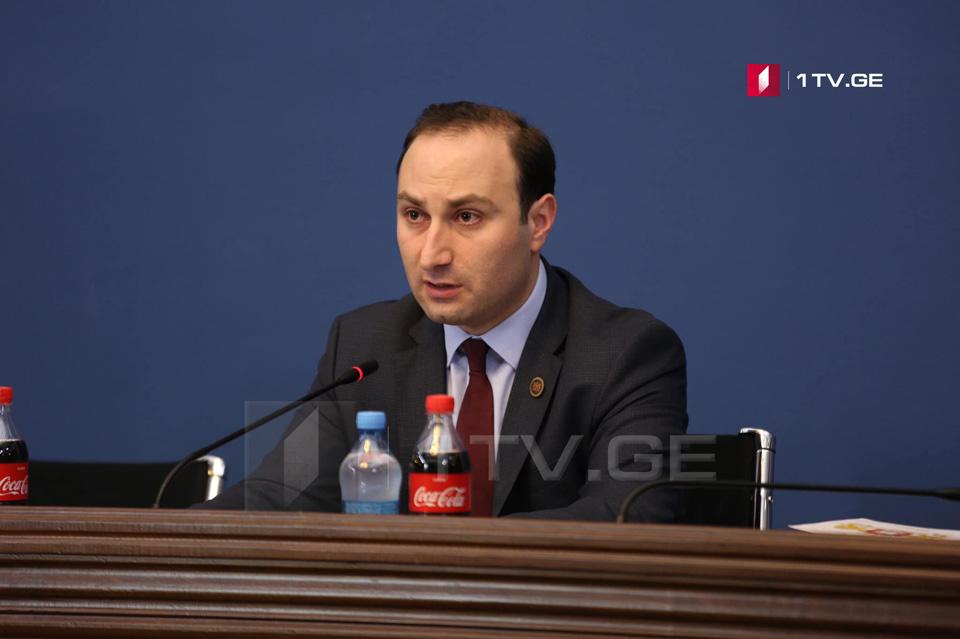 Один человек задержан за словесное оскорбление и угрозы в адрес Анри Онахашвили