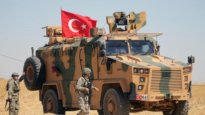 ირანი სირიაში თურქეთის სამხედრო ოპერაციის დაწყების წინააღმდეგია