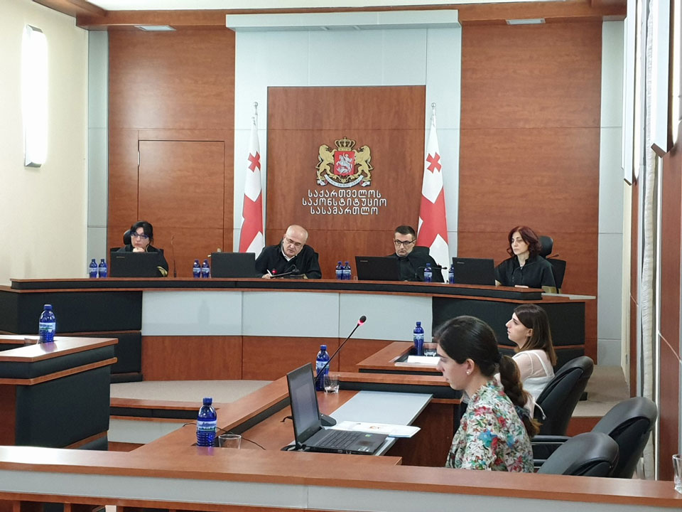Constitutional Court to discuss admission of alternative document to ID Cards