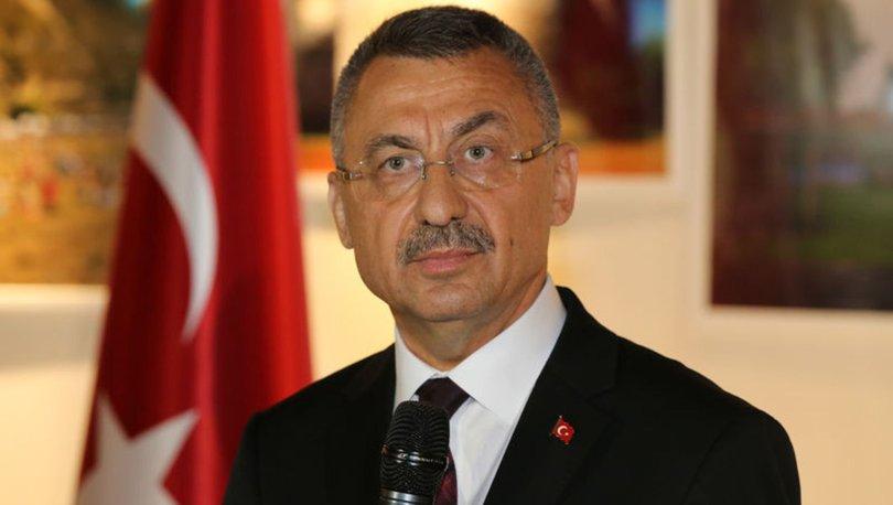 თურქეთის ვიცე-პრეზიდენტი აცხადებს, რომ თურქეთის კონტროლი მუქარით დაუშვებელია