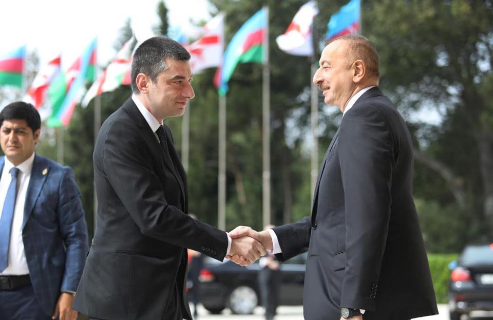 İlham Əliyev - Gürcüstan bizim üçün ən yaxın dost, qonşu və partnyordur