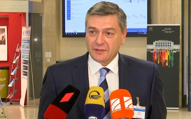 Андрей Руденко - Конфликта не существует, для России он был закрыт после признания независимости Абхазии и Южной Осетии