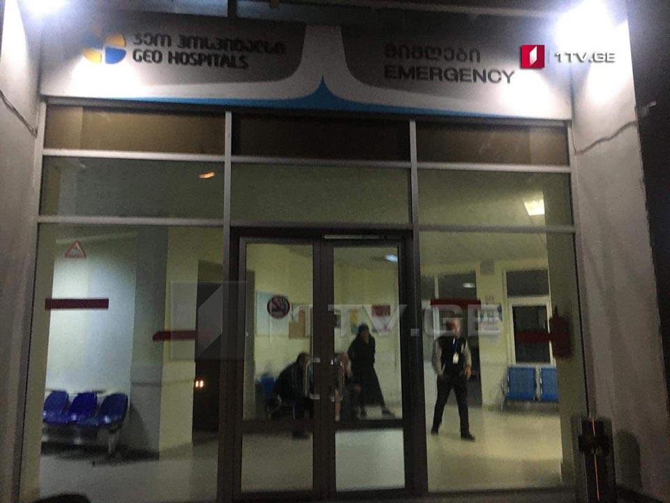 საგარეჯოს მუნიციპალიტეტის სოფელ ლამბალოს სკოლის შვიდი მოსწავლე ინტოქსიკაციის ნიშნებით საავადმყოფოში მოხვდა