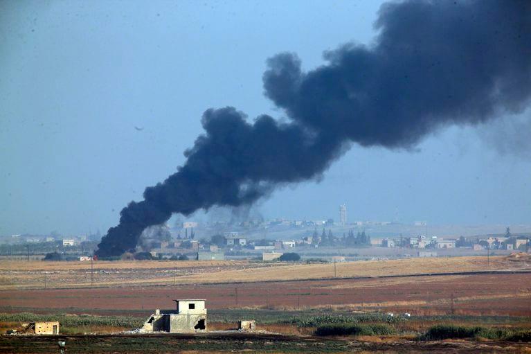 Թուրքիայի ռազմական ավիացիան և հրետանին ռմբակոծել է Սիրիայի հյուսիսում գտնվող 181 թիրախային օբյեկտ