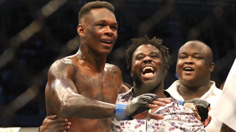 UFC-ის ახალ რეიტინგში ცვლილებებია