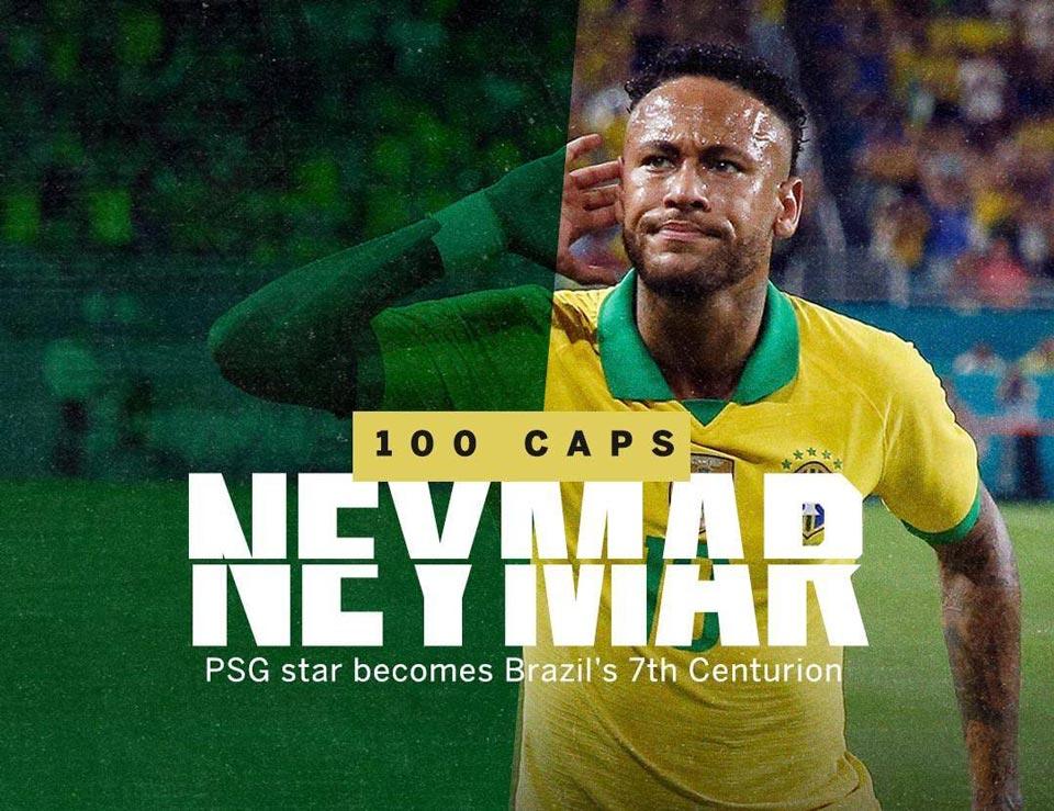 ბრაზილიამ სენეგალს ვერ მოუგო, ნეიმარმა მე-100 მატჩი ჩაატარა