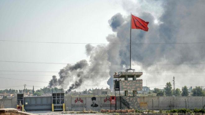 თურქეთის თავდაცვის სამინისტროს ინფორმაციით, თურქეთმა სირიის ჩრდილოეთში 277 ტერორისტი გაანეიტრალა
