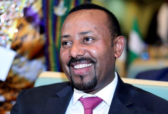 მშვიდობის დარგში ნობელის პრემია ეთიოპიის პრემიერ-მინისტრს გადაეცა