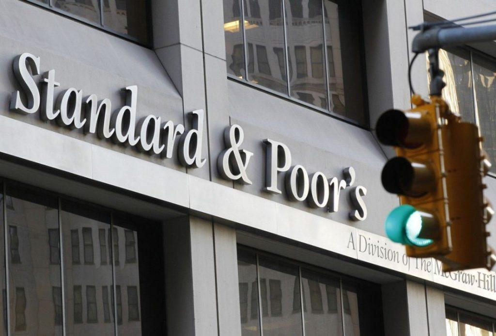 """Standart & Poor's-მა საქართველოს საკრედიტო რეიტინგი """"BB""""-მდე გაზარდა"""