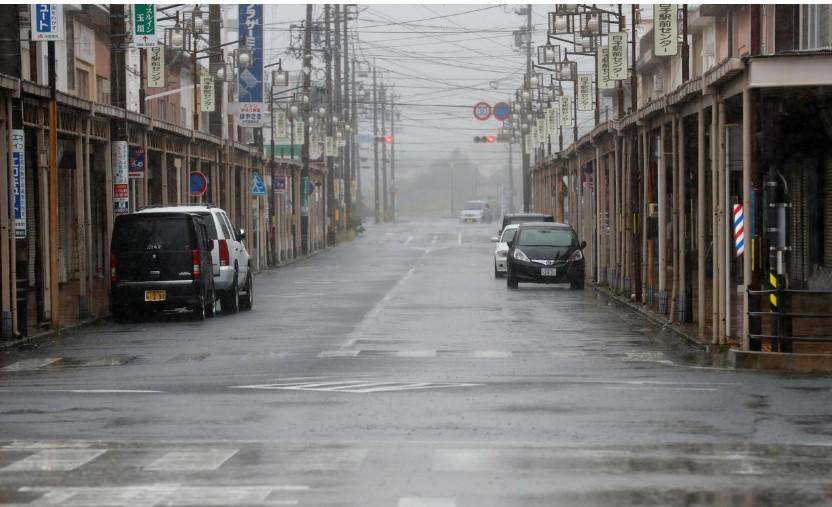 იაპონიაში ტაიფუნის შედეგად ერთი ადამიანი დაიღუპა, რამდენიმე კი, დაშავდა