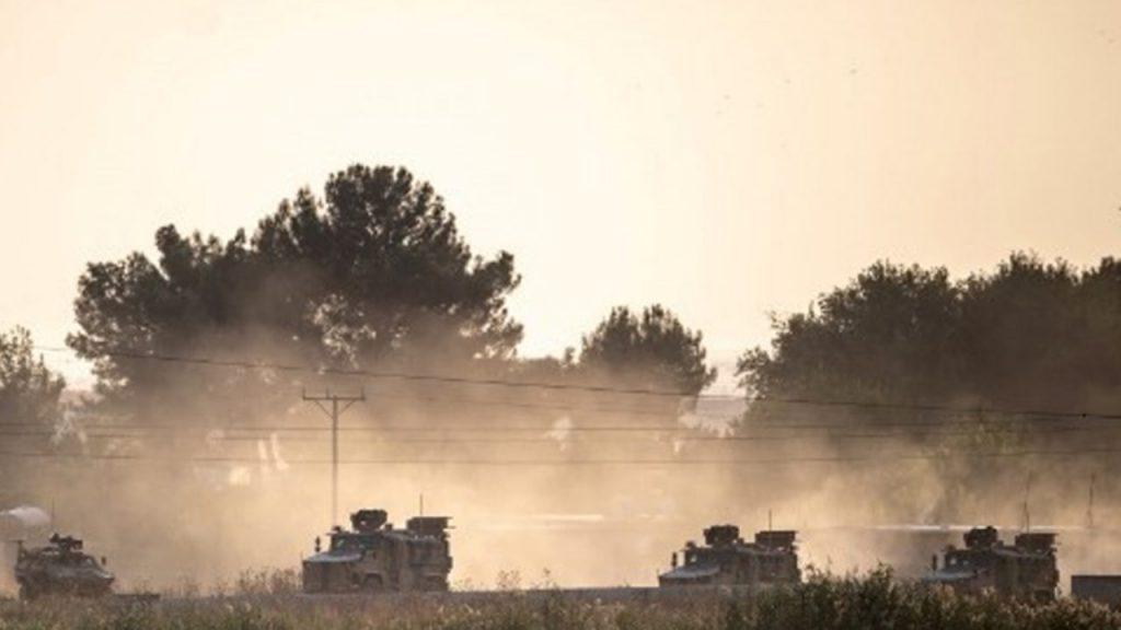 """""""როიტერის"""" ინფორმაციით, სირიაში ამერიკელ სამხედრო მოსამსახურეებს თურქეთის პოზიციების მხრიდან ცეცხლი გაუხსნეს"""