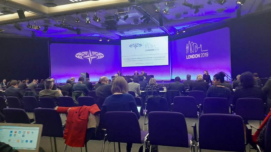 В Лондоне открылась 65-я пленарная сессия Парламентской ассамблеи НАТО