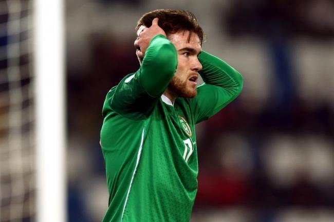 ირლანდიელთა თავდამსხმელი - საქართველოსთან თამაში ანგარიშით 0:0 არ უნდა დასრულებულიყო, ერთი მაინც უნდა გამეტანა