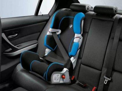 Ужесточаются правила перевозки детей в автомобилях