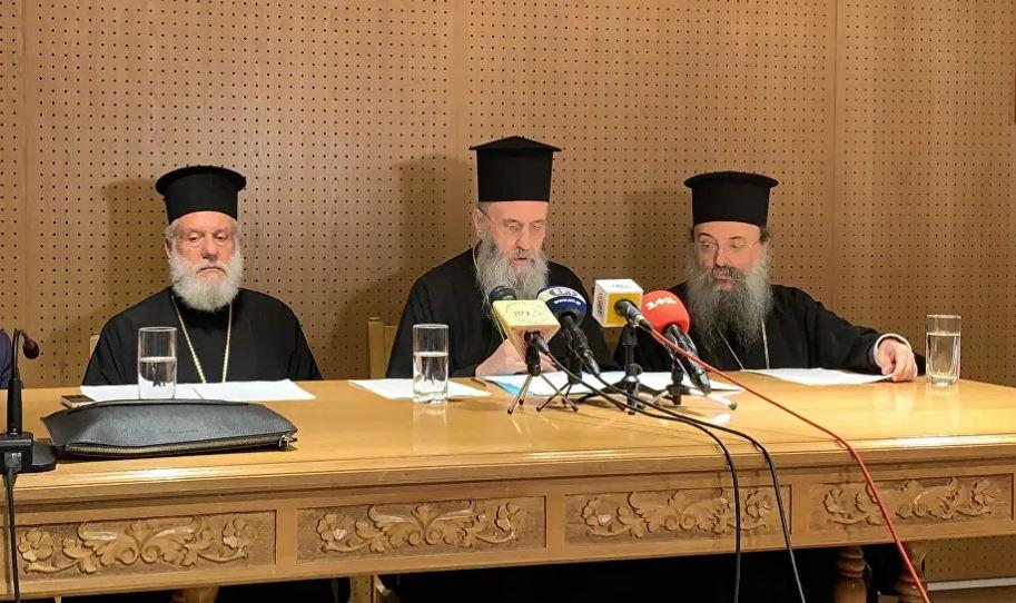 Русская патриархия отреагировала на признание Греческой церковью автокефалии Украинской церкви