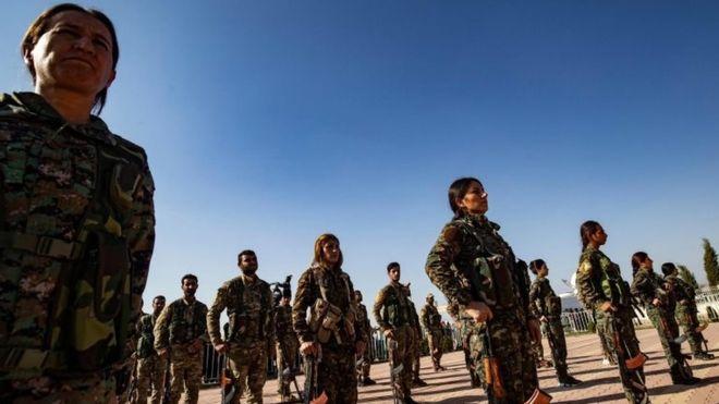 სირიელი ქურთების ინფორმაციით, სირიის არმია თურქეთის საზღვარზე ძალების განთავსებას დღეიდან დაიწყებს