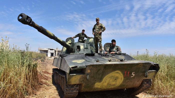 მედიის ინფორმაციით, სირიის არმიამ თურქეთის საზღვართან ძალების განთავსება დაიწყო