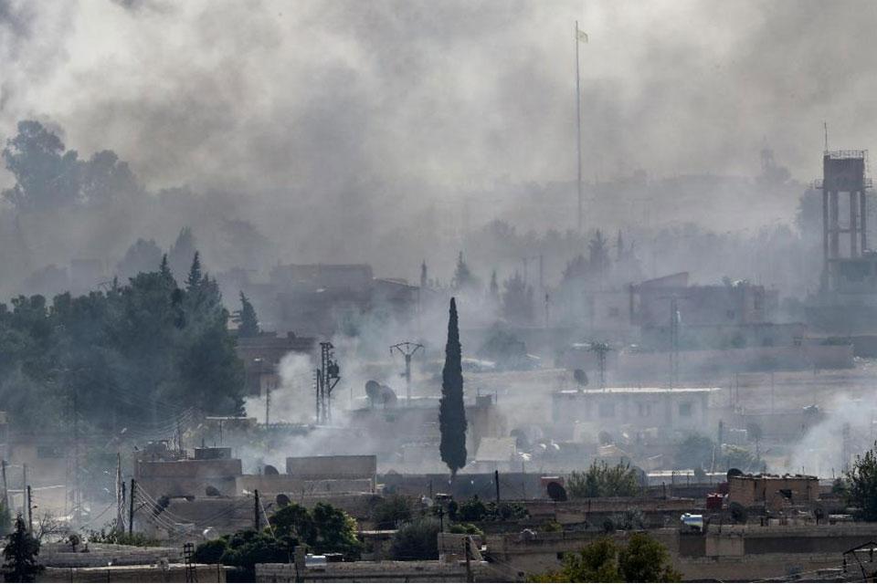 თურქეთის თავდაცვის სამინისტროს ინფორმაციით, სირიის ჩრდილოეთში ქურთული სამხედრო ჯგუფების 595 მებრძოლი განეიტრალდა