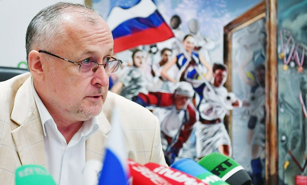 რუსეთის ანტისადოპინგო სააგენტოს დირექტორს საკუთარი უსაფრთხოება აღელვებს