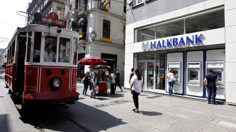 """აშშ-ი თურქულ ბანკ""""ჰალკბანკს"""" ირანის წინააღმდეგ დაწესებული სანქციების დარღვევაში ადანაშაულებს"""