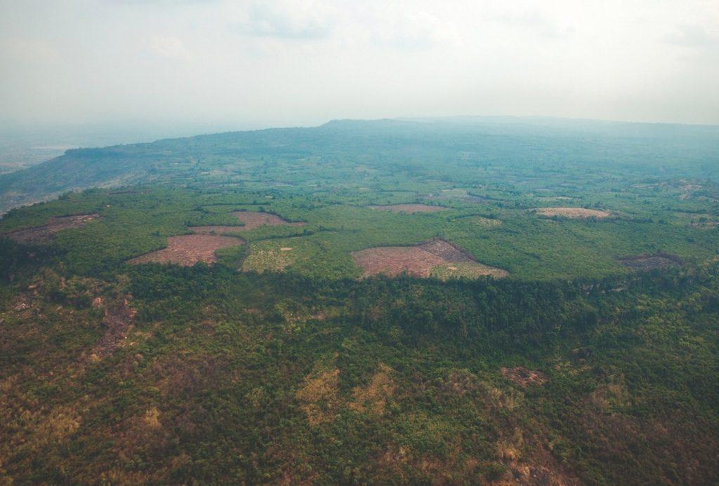 კამბოჯის ჯუნგლებში ქმერების იმპერიის დაკარგული დედაქალაქი აღმოაჩინეს