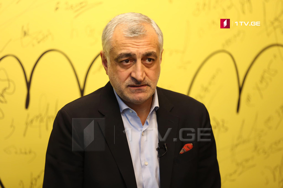 Mamuka Khazaradze makes statement about possibility for continuation of Anaklia Project
