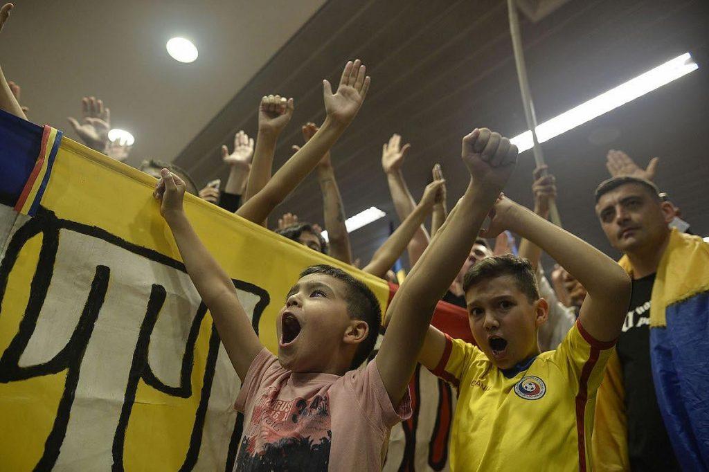 რუმინეთი-ნორვეგიის თამაშს 29 854 ბავშვი დაესწრო