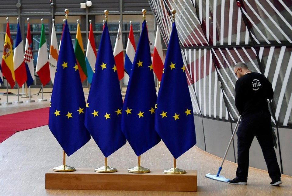 ბრიუსელში დღეს ევროკავშირის ორდღიანი სამიტი იხსნება