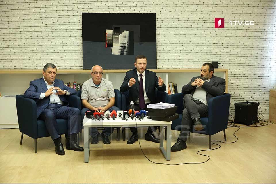 Kakha Kojoridze says that court subjected  60% shares of Rustavi 2 to distraint