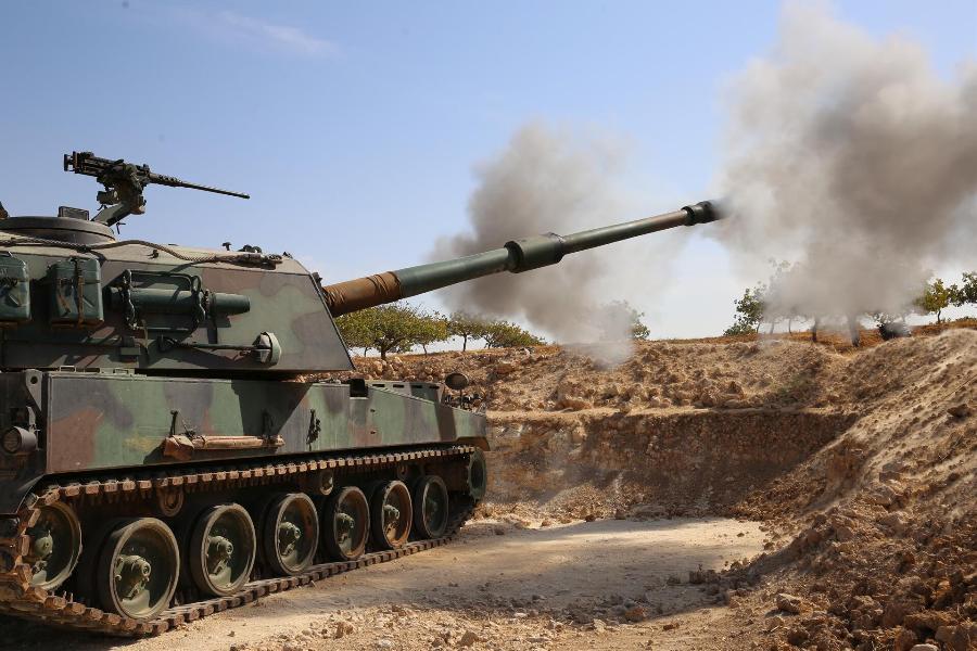"""""""სირიის დემოკრატიულძალებში"""" აცხადებენ, რომშეთანხმების მიუხედავად, თურქეთის არმია თავდასხმებს ახორციელებს"""