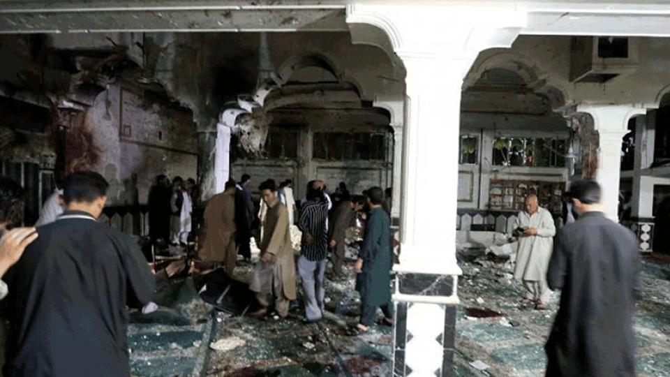 ავღანეთში მეჩეთზე თავდასხმას 31 ადამიანი ემსხვერპლა, ათობით კი დაშავდა