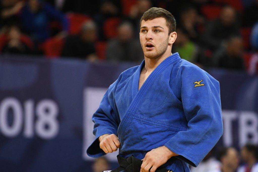 Владимир Ахалкаци чемпион мира | дзюдо