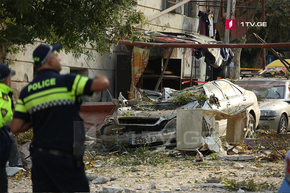 ՆԳՆ-ը հետաքննություն է սկսել Թբիլիսիում պայթյունի առնչությամբ