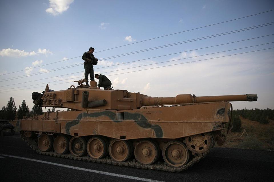 თურქეთის თავდაცვის სამინისტრომ ქურთი მებრძოლები ცეცხლის შეწყვეტის შეთანხმების დარღვევაში დაადანაშაულა