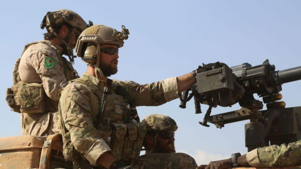 აშშ-ის თავდაცვის მდივნისინფორმაციით, შეერთებულ შტატებს სირიის ჩრდილოეთიდან სამხედრო მოსამსახურეები დასავლეთ ერაყში გადაჰყავს