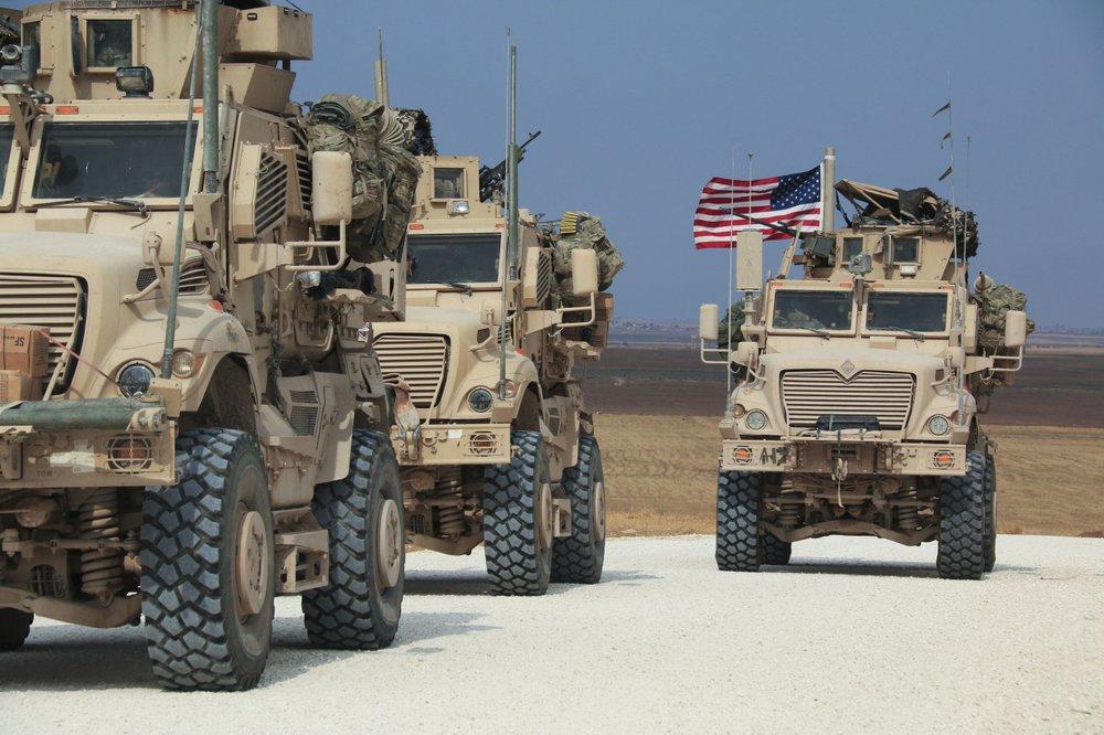 სირიიდან გამოყვანილი ამერიკელი სამხედროები ერაყში გადაინაცვლებენ