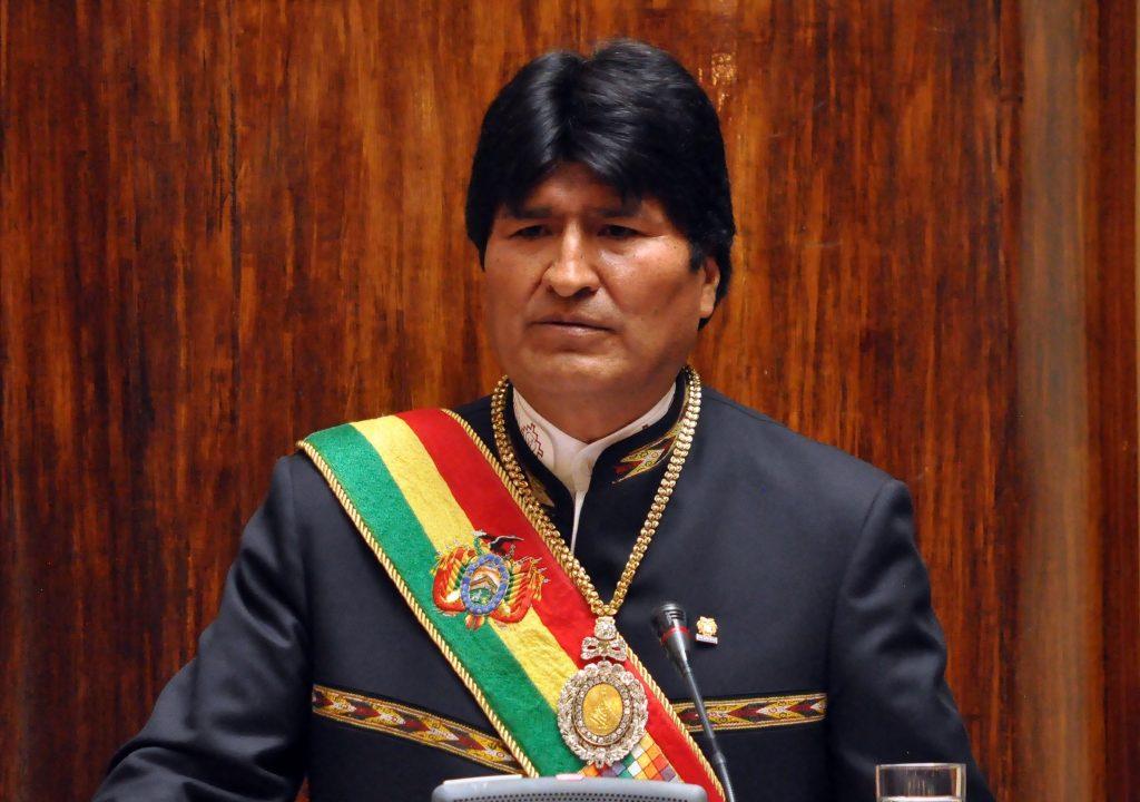 ბოლივიის საპრეზიდენტო არჩევნებში ევო მორალესი ლიდერობს