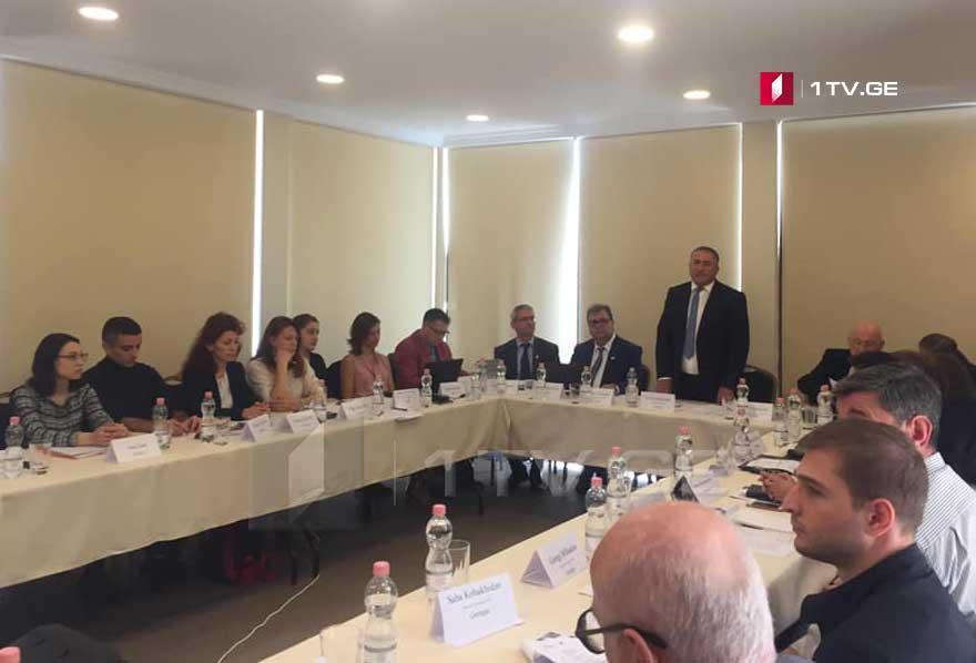 В Тбилиси проходит международная конференция о химических и микробиологических угрозах