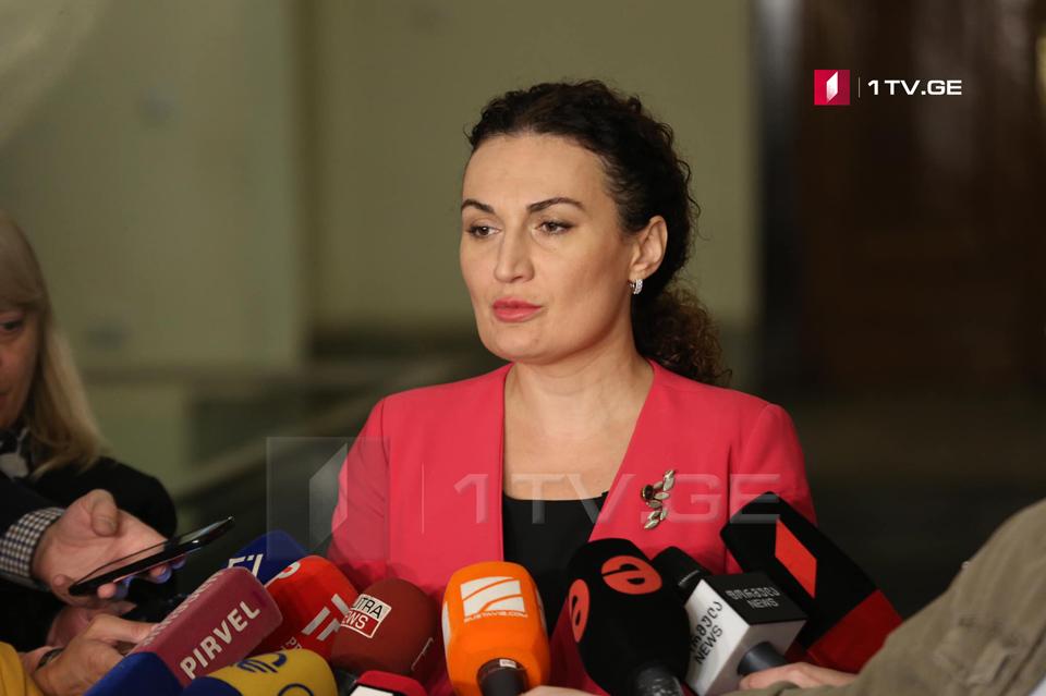 Кетеван Цихелашвили - Мы ответим на оккупацию быстрым прогрессом
