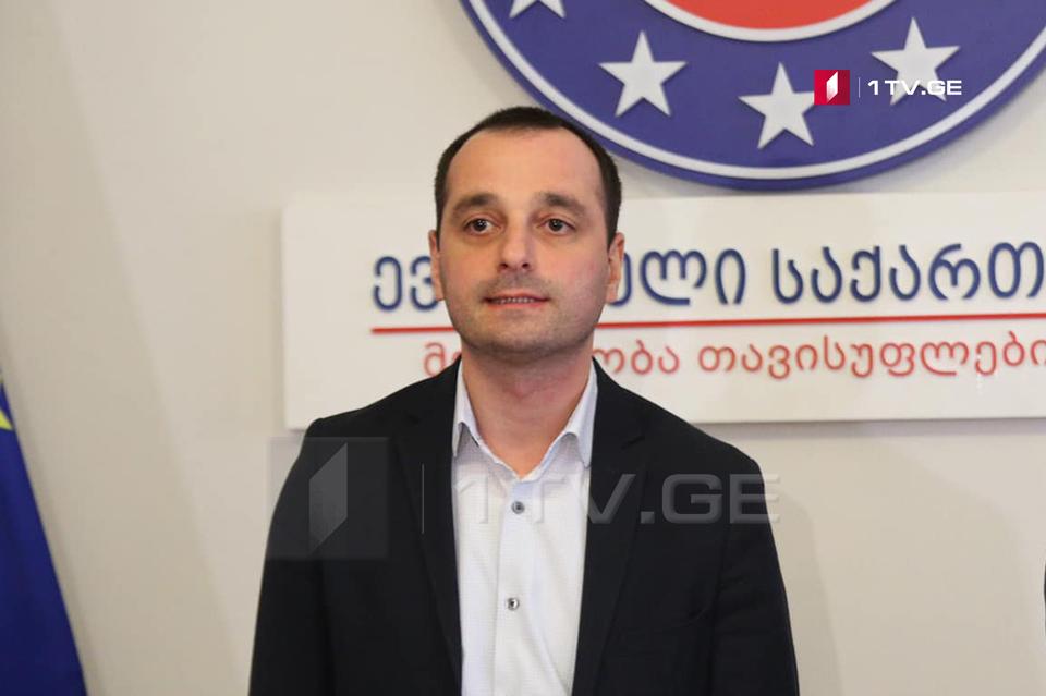 """ირაკლი აბესაძე - პირველივე დღეებიდან """"ქართული ოცნების"""" პოლიტიკოსები მზად აღმოჩნდნენ, პოლიტიკური ნარატივი შეეტანათ გიორგი გაბუნიას საქმეში"""