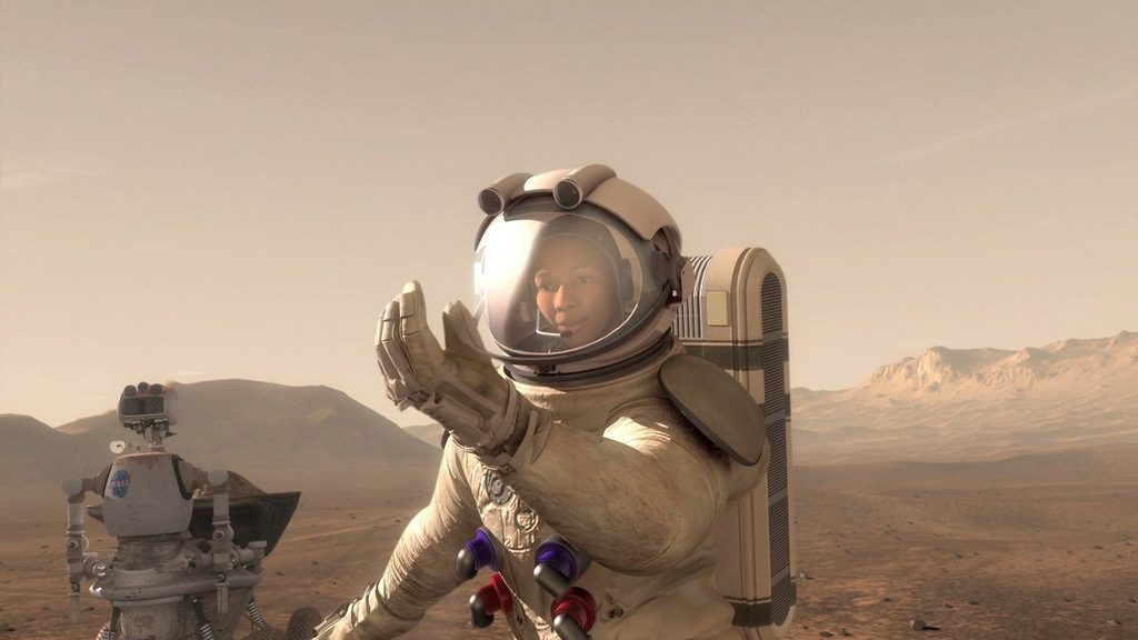 ნასას ხელმძღვანელის განცხადებით, პირველი ადამიანი მარსზე, შეიძლება, ქალი იყოს