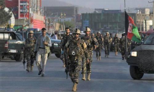 """ავღანეთის პროვინცია ქუნდუზში""""თალიბანის"""" წევრები საკონტროლო-გამშვებ პუნქტს თავს დაესხნენ"""