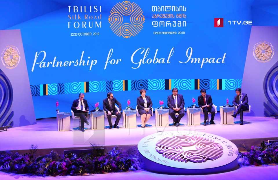 """ნურიელ რუბინი - """"აბრეშუმის გზის"""" ინიციატივა და მიმდინარე რეფორმები რეგიონის ქვეყნებს ეკონომიკურ წარმატებამდე მიიყვანს"""
