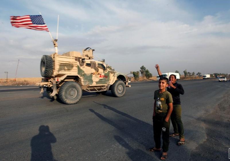 ერაყის შეიარაღებული ძალების ინფორმაციით, სირიიდან გასულ ამერიკელ სამხედროებს ერაყში დარჩენის ნებართვა არ აქვთ